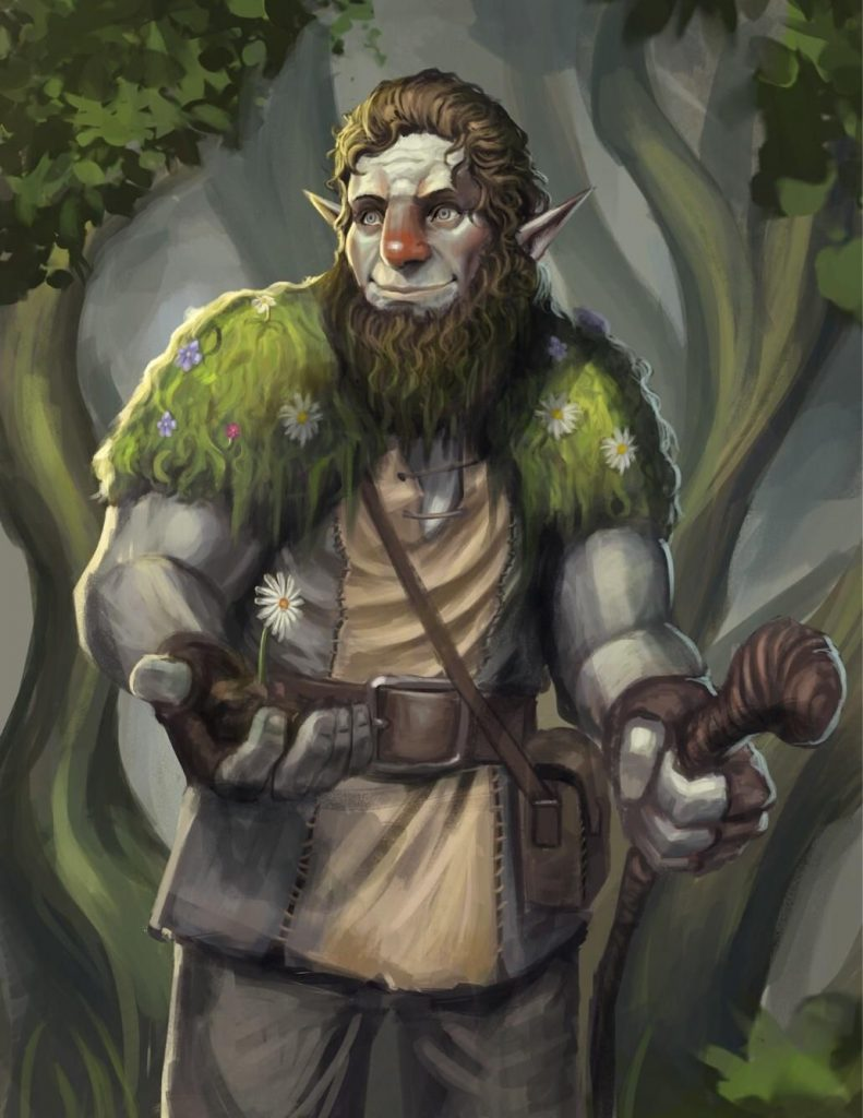 Firbolg Druid: How To Build And Play Them - Wizard Of The Tavern