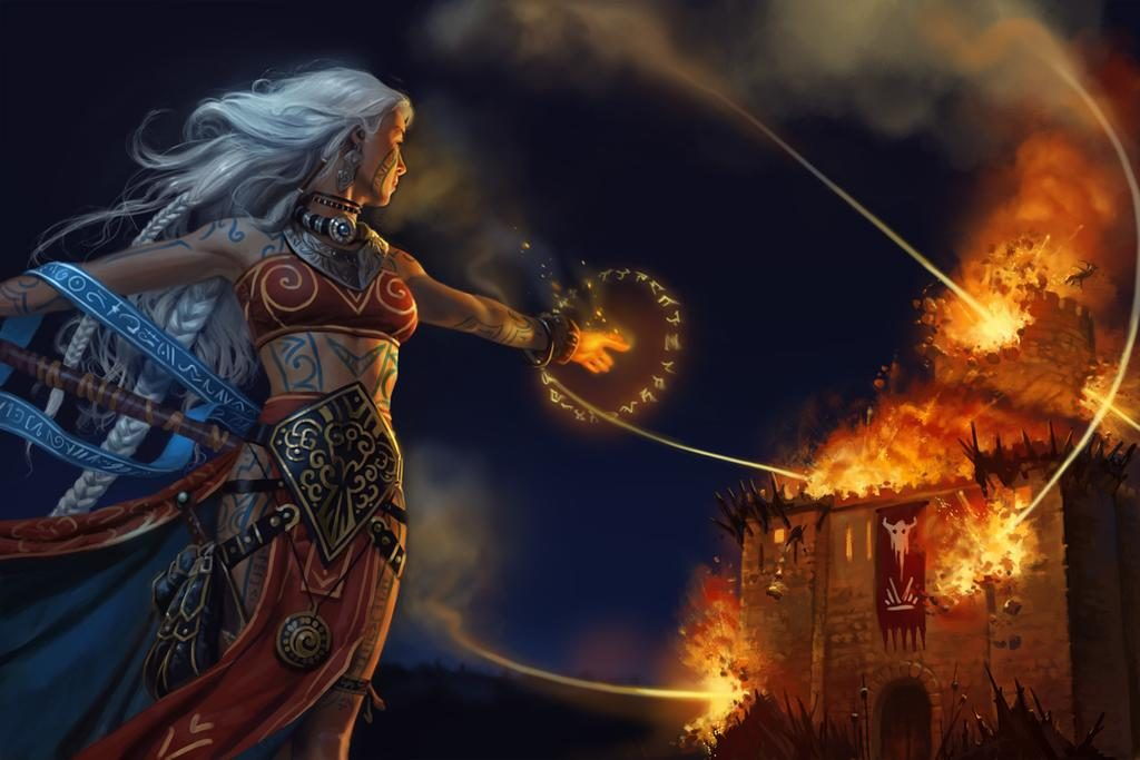 Best Wizard Spells 5e That We Don't Think About: Level 1